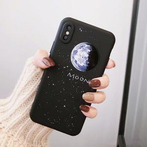 NEW 🔥LAST🔥 iPhone XS/X Star Moon case